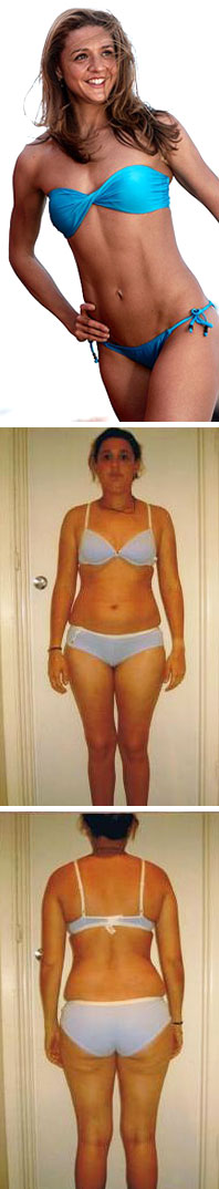 Lisa Cunningham - Female Personal Trainer in North London