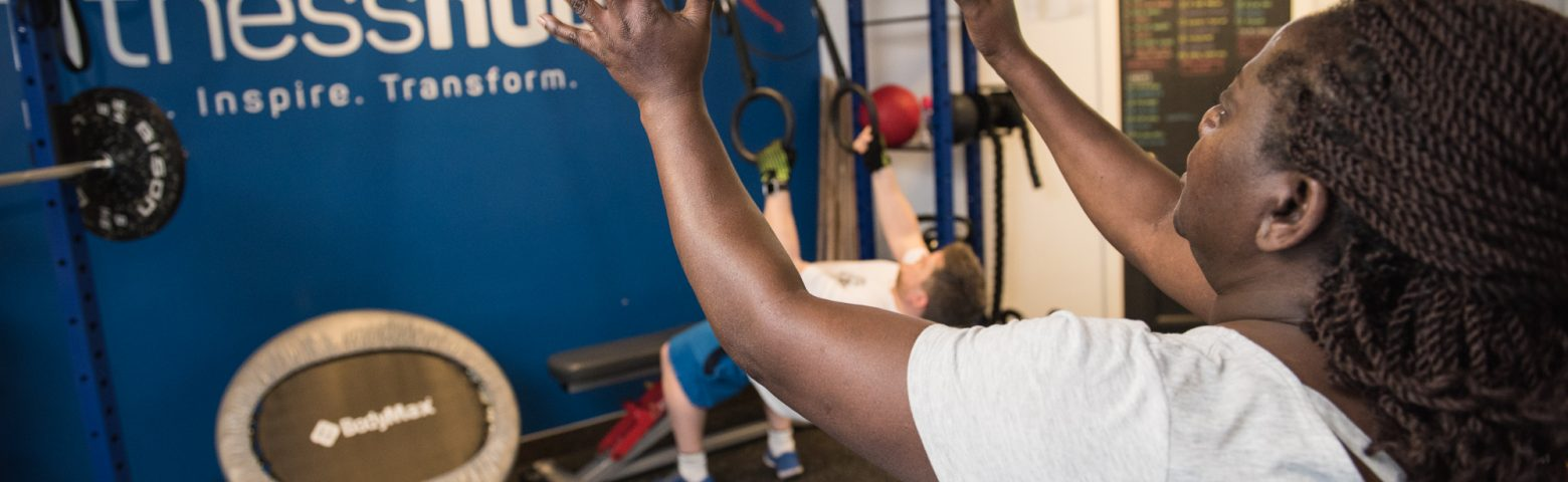 personal trainer winchmore hill