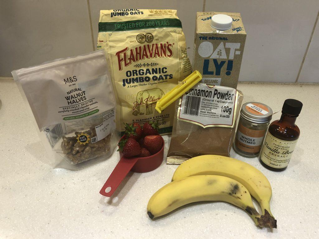 healthy recipes, optimal health, overnight oats